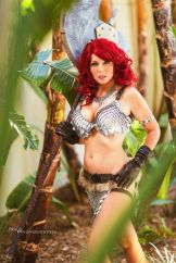 Cosplay Red Sonja Krystel Starr