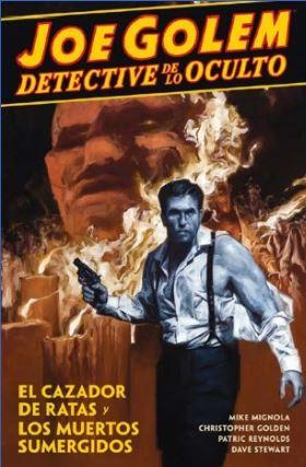 Joe Golem detective Oculto