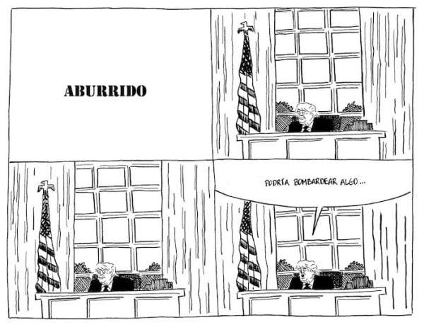 Presidente Trump Pablo Rios