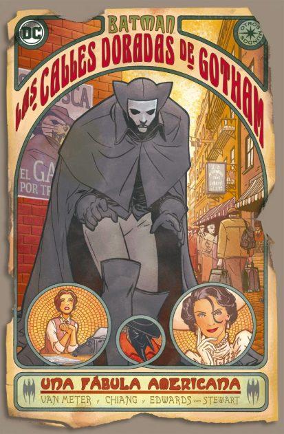 Batman calles diradas gotham