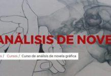 curso analisis novela grafica