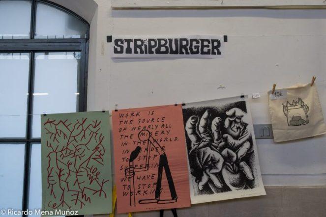 Stripburger