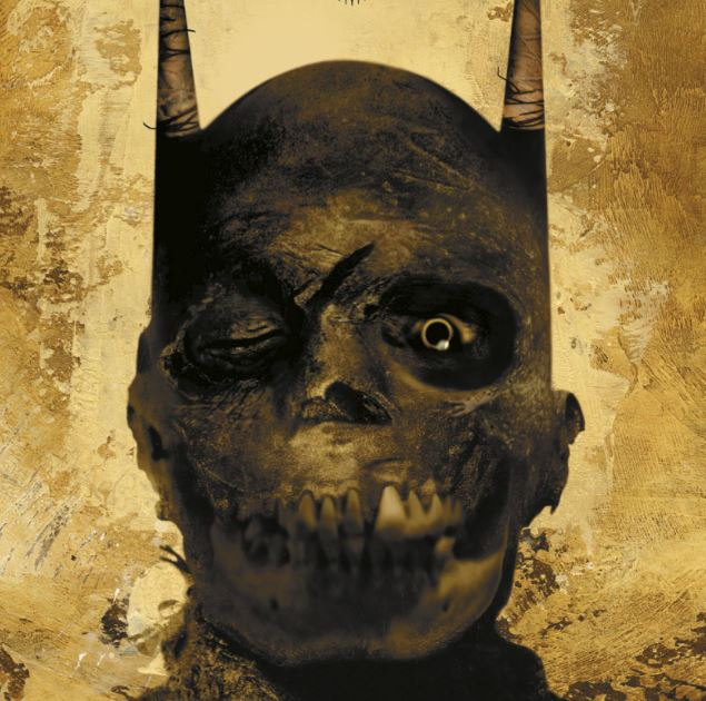 batman ankh cover