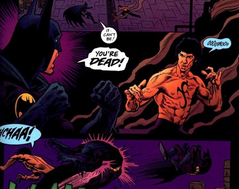 Batman: Abdución