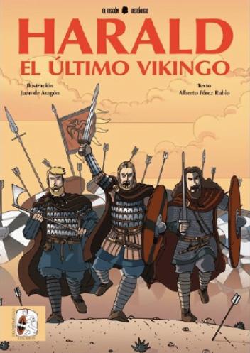 Novedad: HARALD: EL ULTIMO VIKINGO