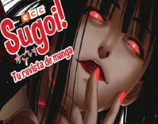 Sugoi!, nueva revista gratuita de manga