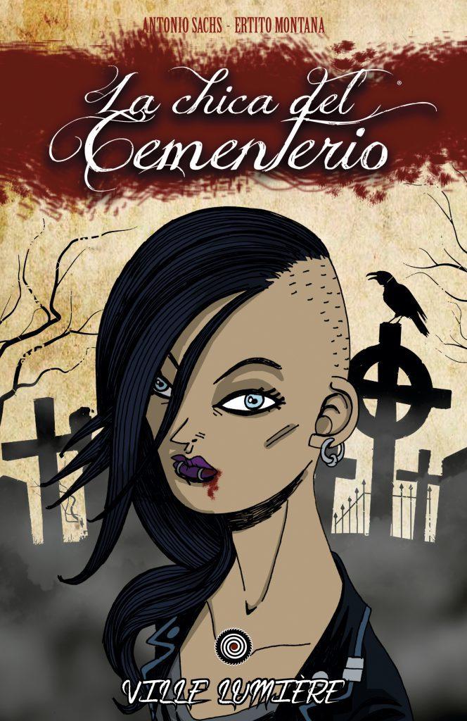 la chica del cementerio