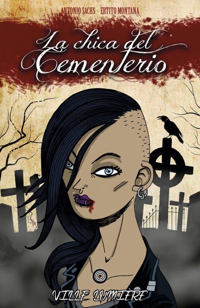 """#reseñamos """"La Chica del Cementerio"""""""