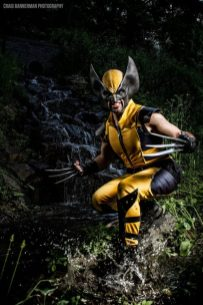 Cosplay Wolverine 02