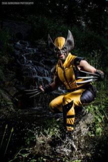 Cosplay Wolverine 02