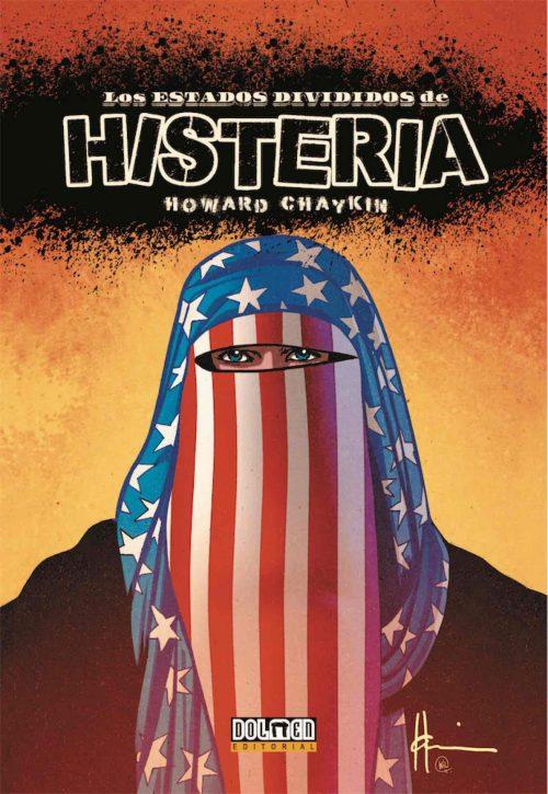 estados divididos de histeria