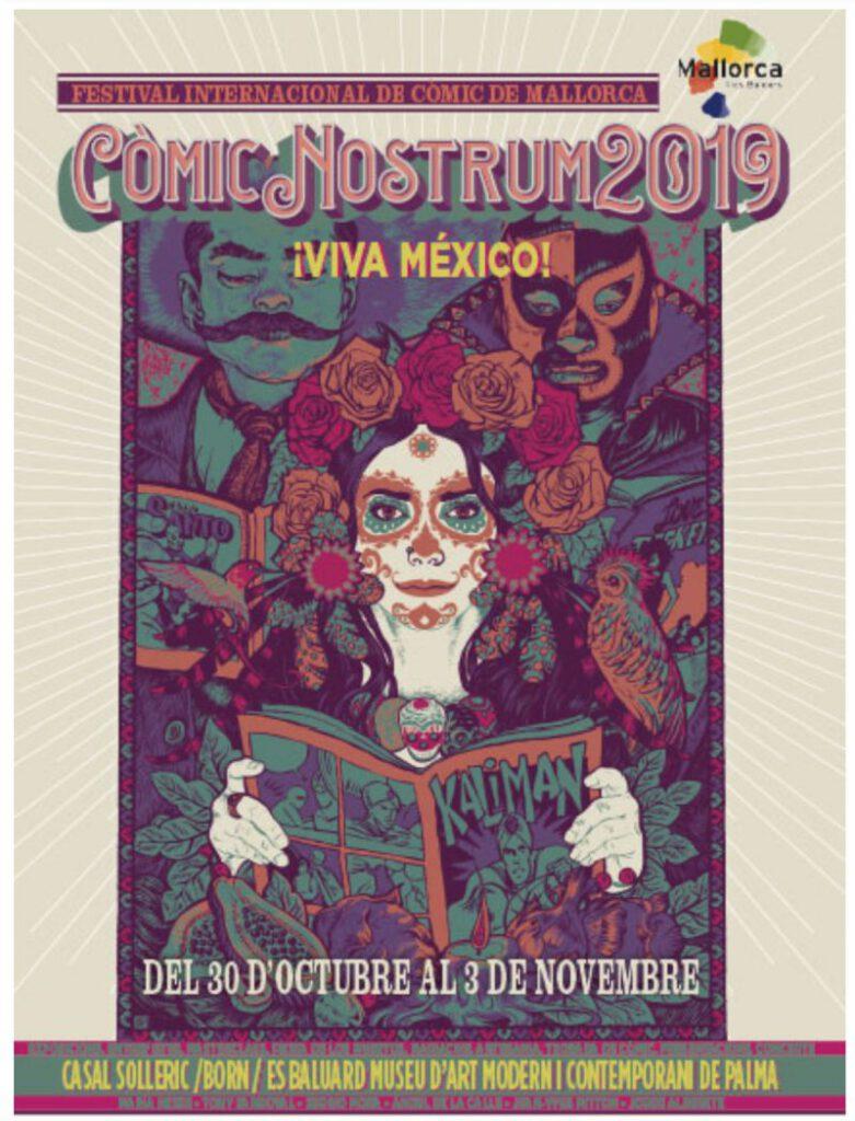 comic nostrum 2019