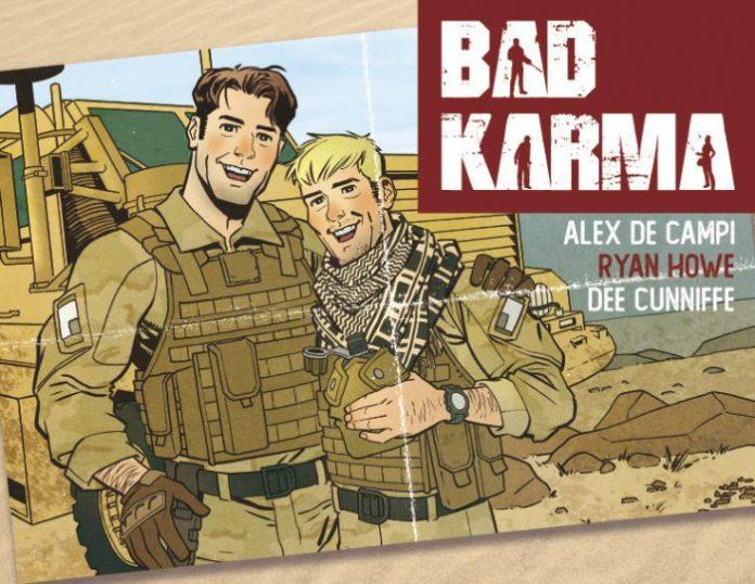 Bad Karma. Nueva Serie en Panel Syndicate