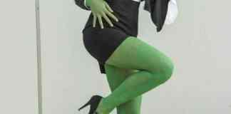 Cosplay de Hulka 10