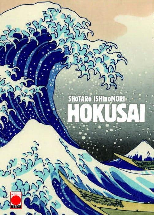 Hokusai, un manga de Manga Hokusai de Ishinomori