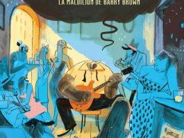 Bluesman. la maldicion de Barry Brown