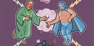 luchadores enmascarados alex fito