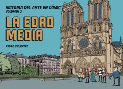 Historia arte comic edad media
