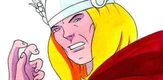Thor por Miguel Angel Martin