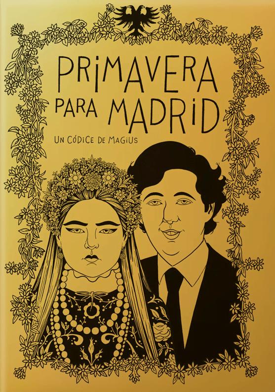 portada de Primavera para Madrid