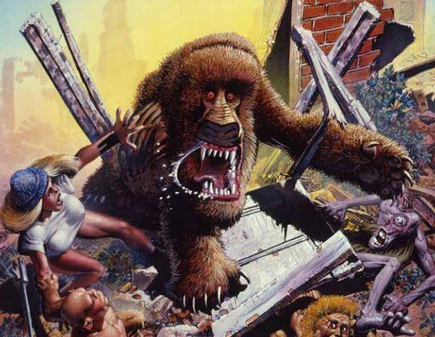 Mundo Mutante de Richard Corben