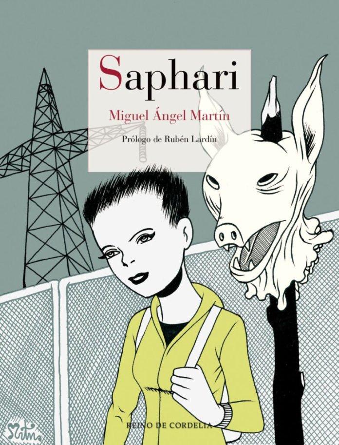 Ganadores del Sorteo de 3 ejemplares de Saphari de M. A. Martín