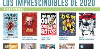 Los Mejores Comics Extranjeros de 2020