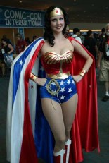 Cosplay Wonder Woman 02