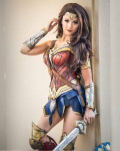 Cosplay Wonder Woman 06