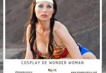 Cosplay de Wonder Woman