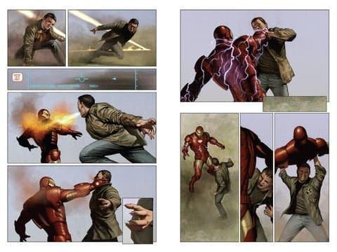 Iron Man Extremis Ellis Granov