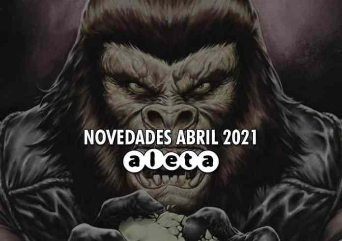 Novedades Aleta Abril 2021
