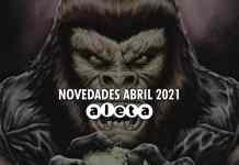 Novedades Aleta Abril 2021 El Planeta de los simios
