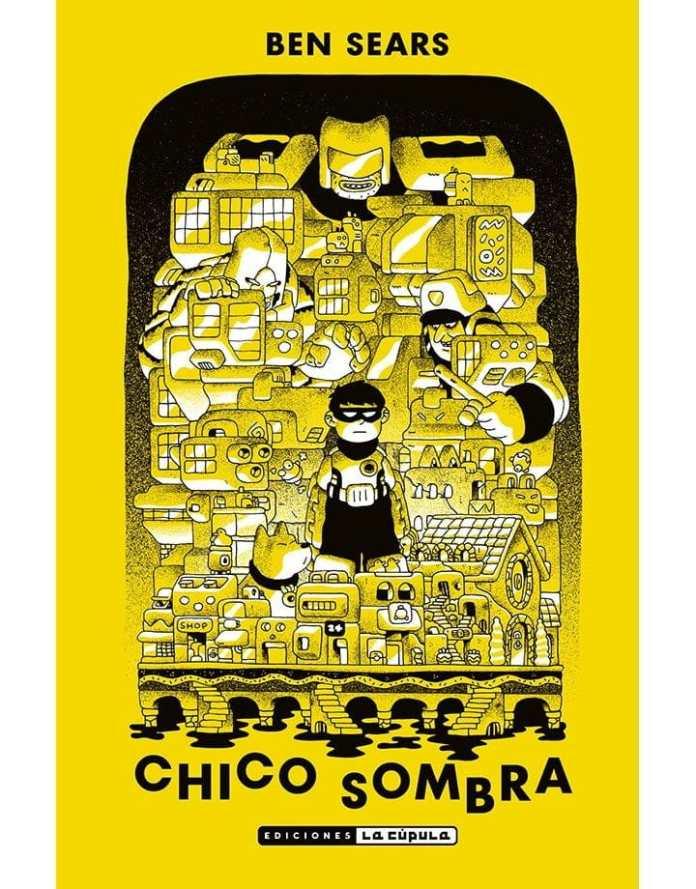 Novedades La Cupula Mayo 2021 Chico Sombra