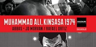 Muhammad Ali Kinsasa 1974