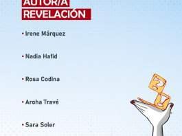 Nominados Autor Revelacion Comic Barcelona