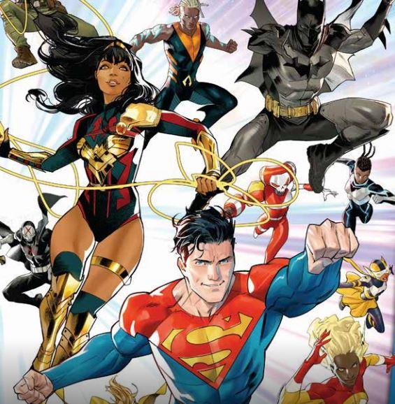 Estado Futuro ECC DC Comics