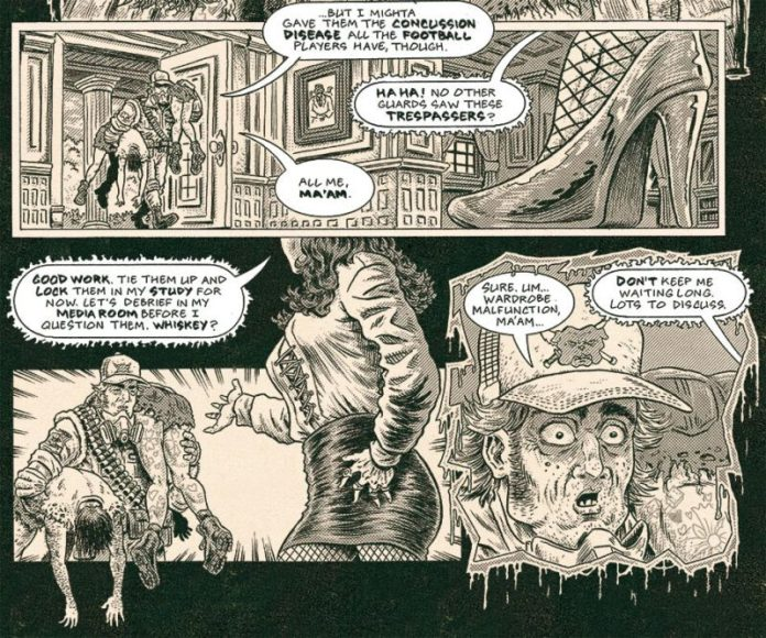 Red Room Ed Piskor Page 01