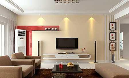 Decorao Simples Para Salas Pequenas E Grandes