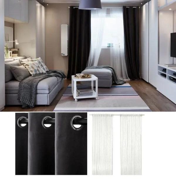 Catálogo De Cortinas Ikea 2019 Blogdecoracionescom