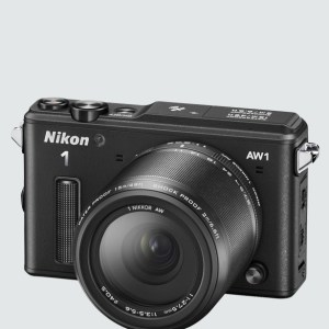Nikon 1 AW1 - Mirrorless subacvatic