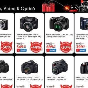 "Black Friday eMag - <a href=""http://profitshare.ro/l/414145"">Vezi toate promotiile</a>"