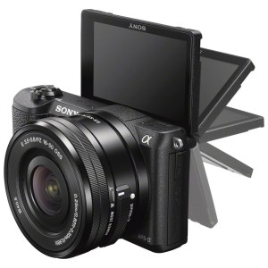 Sony A5100, aparat foto mirrorless compact
