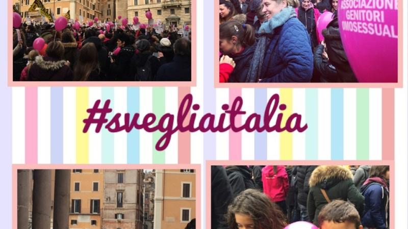 In memoria del futuro dei #figlisenzadiritti, mamme blogger e #SvegliaItalia