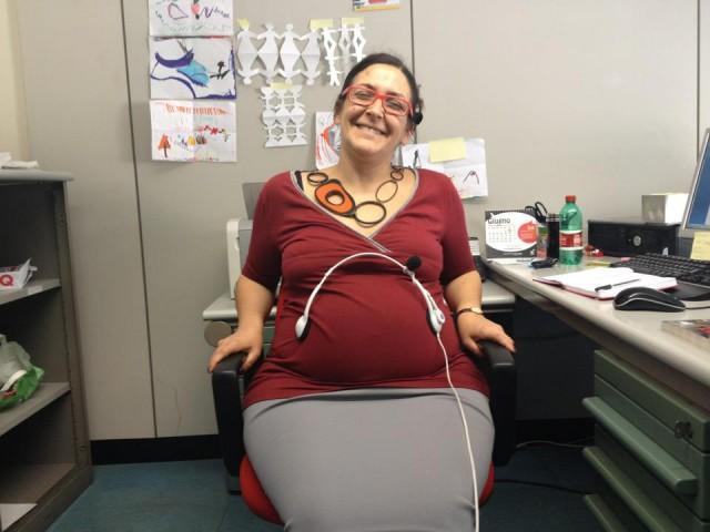 #mammadopoi40: la gravidanza