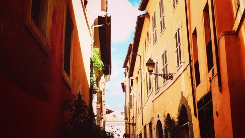 Vivere al centro di Roma o della Grande Bonzezza! Roma a misura di bambino