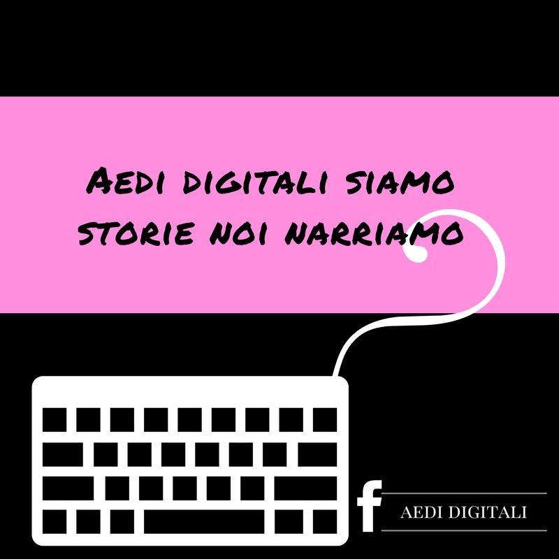 Da una poesia una storia… esercizio di scrittura creativa 1 #aedidigitali