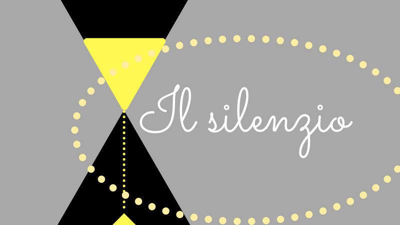 La clessidra del silenzio – #aedidigitali
