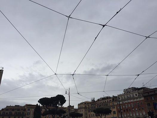 Roma e Nuvole… la città eterna is the new England