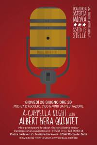 A Cappella Night